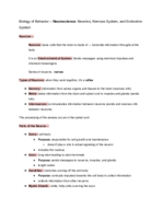 PSY 2301 - Class Notes - Week 3