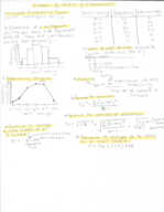 UH - PSYC - Study Guide - Midterm