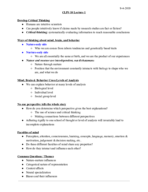Brown U - CLPS 0010 - Class Notes - Week 1