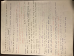 MGMT 320 - Class Notes - Week 4