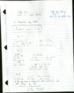 Reserve - MATH 122 - Study Guide - Midterm