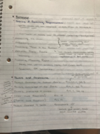 UGA - POLS - Class Notes - Week 3