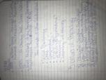 APSY 101 - Class Notes - Week 2