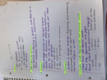 CPP - ENGL 1101 - Class Notes - Week 4