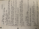 APSY 101 - Class Notes - Week 4