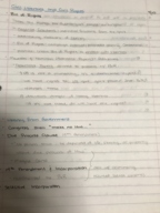 UGA - POLS - Class Notes - Week 5