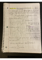 Texas A&M - MATH - Class Notes - Week 3