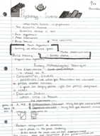 OK State - PSYC 1113 - Class Notes - Week 2