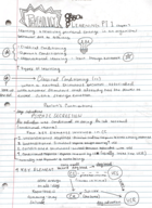 OK State - PSYC 1113 - Class Notes - Week 5