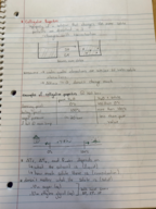 colligative properties notes