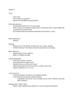 UCONN - PSY 2400 - Class Notes - Week 5