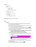 NCS - PS 361 - Study Guide - Midterm