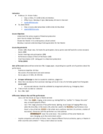 UIUC - THEA - Study Guide - Midterm