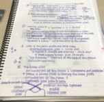 Utah State University - BIOL 2320 - Class Notes - Week 6