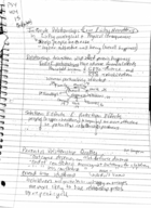 PSY 404 - Class Notes - Week 1