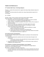UOP - CHEM 121 - Class Notes - Week 7
