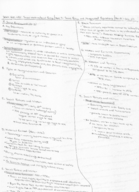 UMB - SOWK 600 - Class Notes - Week 9