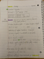 Texas A&M - MATH - Class Notes - Week 10