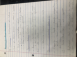 Towson - GEOL 121 - Class Notes - Week 9
