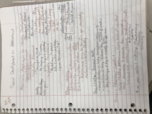 PSY 404 - Class Notes - Week 11