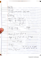 UCSB - PHYS - Class Notes - Week 7