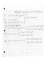 BYUI - PHSC 121 - Class Notes - Week 4