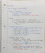 McMaster - CHEM 103 - Class Notes - Week 9