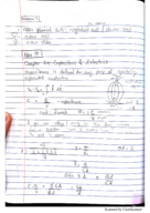 UCSB - PHYS - Class Notes - Week 8