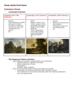 LAND - Study Guide