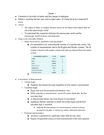 Penn State Abington - CHEM 110 - Study Guide - Final