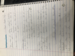 Towson - GEOL 121 - Class Notes - Week 14