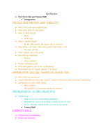 HIST 1302 - Study Guide