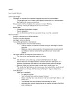 PSY 309 - Class Notes - Week 1