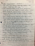 UNT - ART 1300 - Class Notes - Week 4