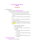 APHI 111 - Class Notes - Week 3
