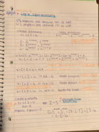UF - ECO 3203 - Class Notes - Week 6