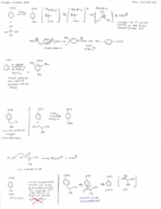 JHU - AS Chemistry 030.206 - Class Notes - Week 3