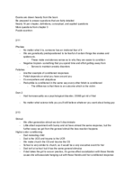 OleMiss - PSY 309 - Class Notes - Week 4