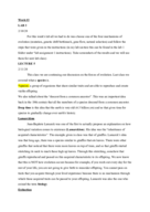 ANTHP 105 - Class Notes - Week 3