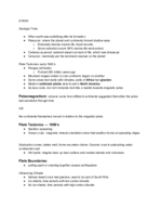 EAR 111 - Class Notes - Week 5