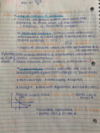 UF - ECO 3203 - Class Notes - Week 14