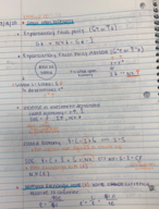 UF - ECO 3203 - Class Notes - Week 7