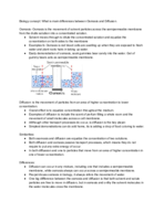 UTEP - BIOL 1301 - Class Notes - Week 4
