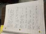 Brooklyn college - PSY 2530 - Class Notes - Week 4