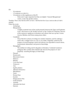 HIST 141 - Study Guide