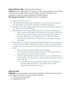UCD - ARE 112 - Class Notes - Week 5