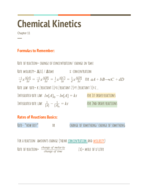 UH - CHEM 1332 - Class Notes - Week 2