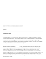 uopeople - Bus 1101 - Study Guide - Final
