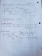 Cal State Fullerton - PHYS 211 - Class Notes - Week 14