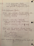OTH 20649 - Class Notes - Week 7